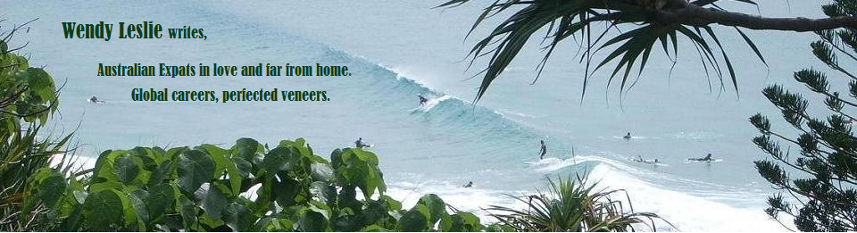 Writing Romance in Paradise and loving it…